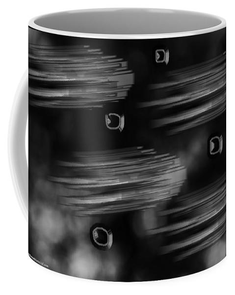 Technology Coffee Mug featuring the photograph Invasion Of The 4th Kind by LeeAnn McLaneGoetz McLaneGoetzStudioLLCcom