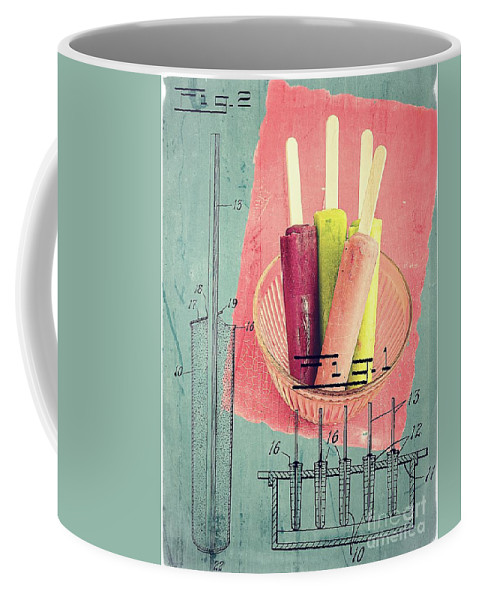 Popsicle Coffee Mug featuring the photograph Invention Of The Ice Pop by Edward Fielding