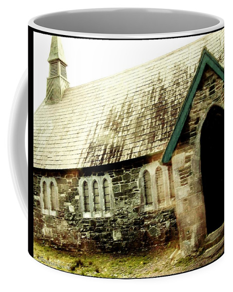 Ireland Coffee Mug featuring the photograph Ireland Church Xiv by Ellen Cannon