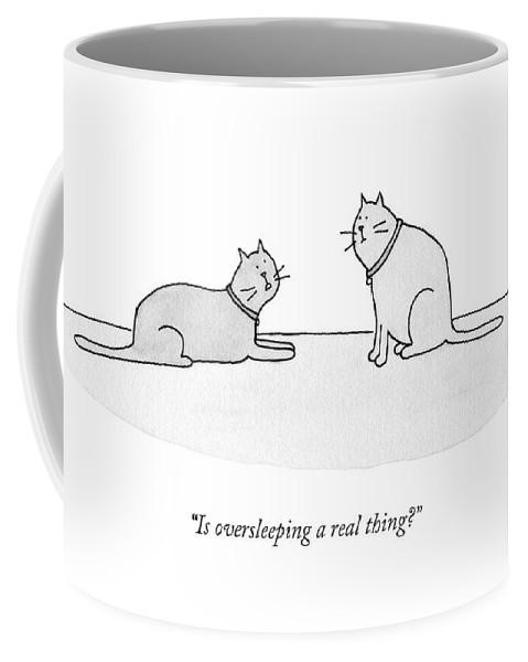 Is Oversleeping A Real Thing? Coffee Mug