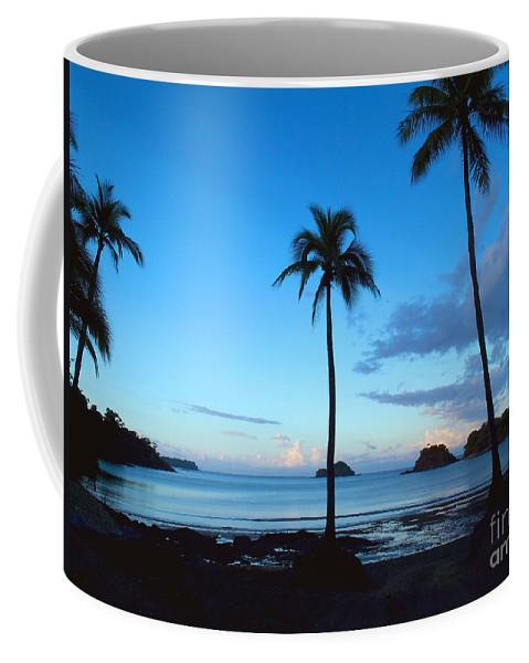 Island Coffee Mug featuring the photograph Isla Secas by Carey Chen