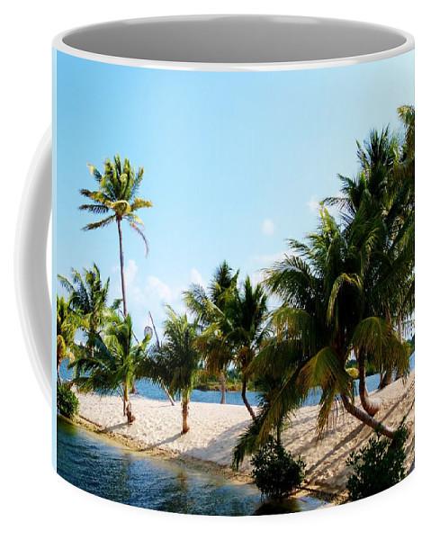Color Coffee Mug featuring the photograph Isle @ Camana Bay by Amar Sheow