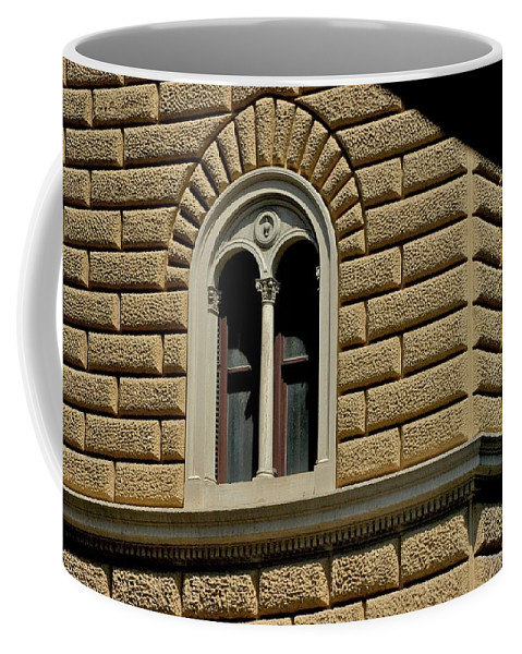 Arches Coffee Mug featuring the photograph Italian Pizza by Joseph Yarbrough