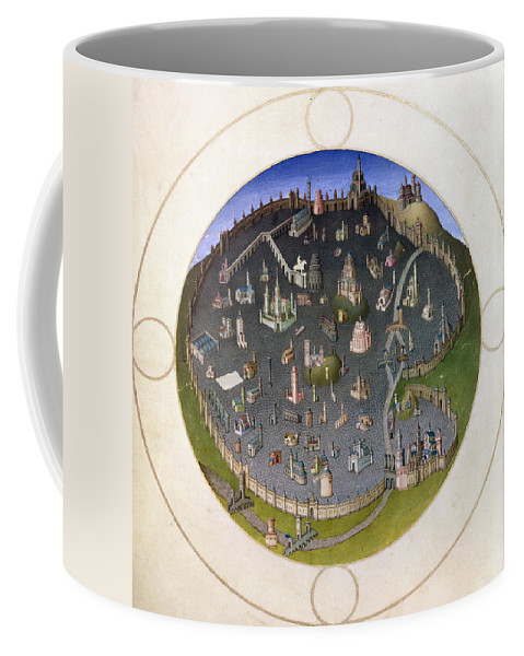 15th Century Coffee Mug featuring the photograph Italy: Rome, 15th Century by Granger