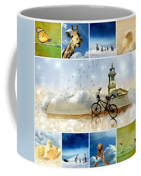 Spring Coffee Mug featuring the photograph It's Magic by Heike Hultsch