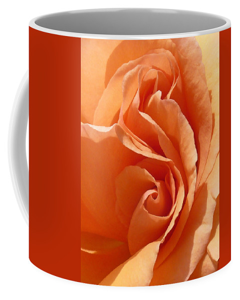 Beautiful Coffee Mug featuring the photograph I've Got Curves by Steve Taylor