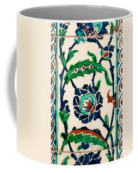 Istanbul Coffee Mug featuring the photograph Iznik 20 by Rick Piper Photography