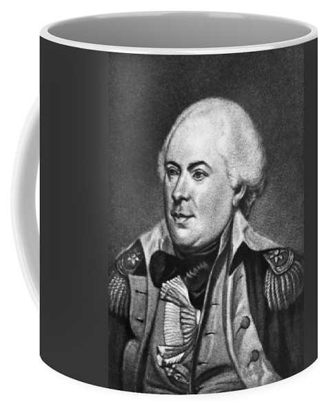18th Century Coffee Mug featuring the painting James Wilkinson (1757-1825) by Granger