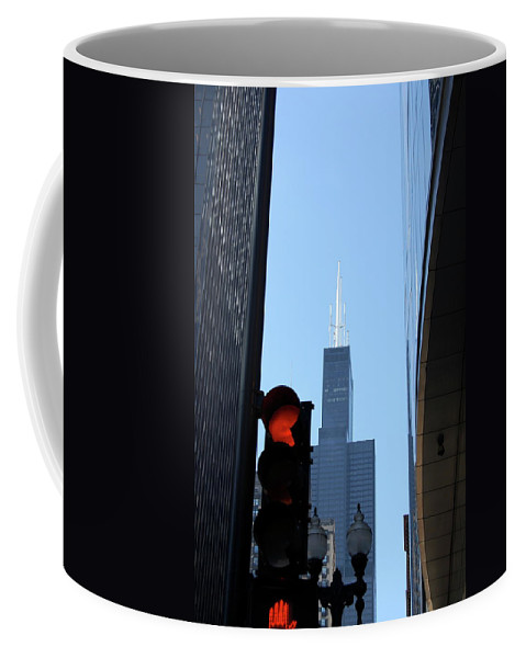 Architecture Coffee Mug featuring the photograph Jammer Architecture 007 by First Star Art