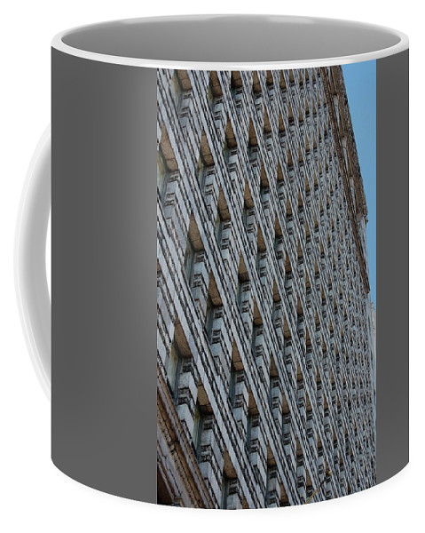 Architecture Coffee Mug featuring the photograph Jammer Architecture 011 by First Star Art