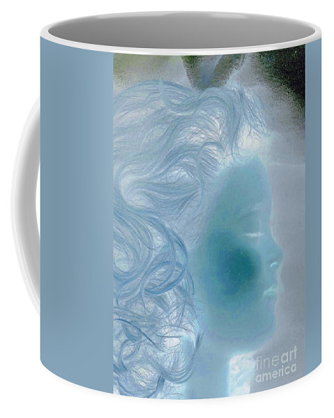 First Star Art Coffee Mug featuring the photograph jammer MZ portrait 03 by First Star Art