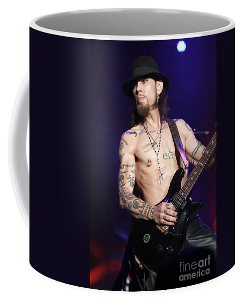Downloads Coffee Mug featuring the photograph Janes Addiction by Concert Photos