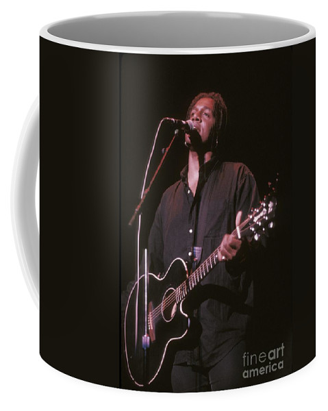 Photos Coffee Mug featuring the photograph Jeffrey Gaines by Concert Photos