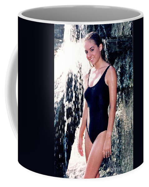 Model Coffee Mug featuring the photograph Jenny 1 Piece by Gary Gingrich Galleries