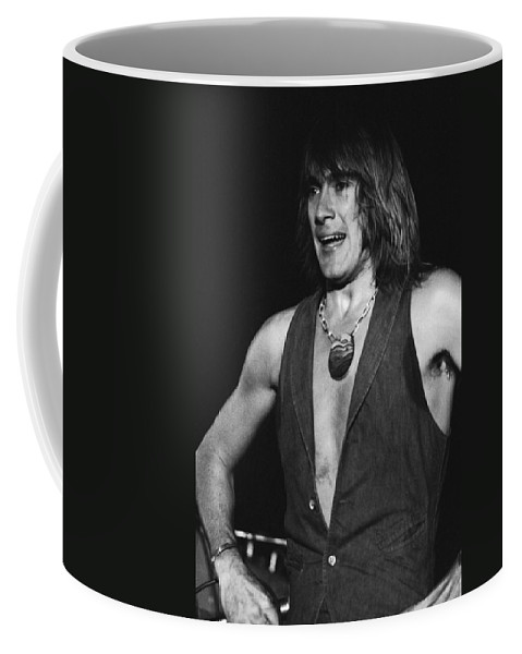 Head East Coffee Mug featuring the photograph John Schlitt 17 by Ben Upham