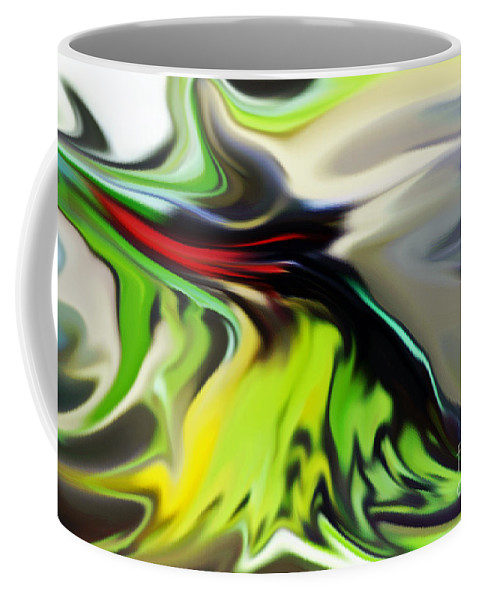 Fine Art Coffee Mug featuring the photograph Journey by Patricia Griffin Brett