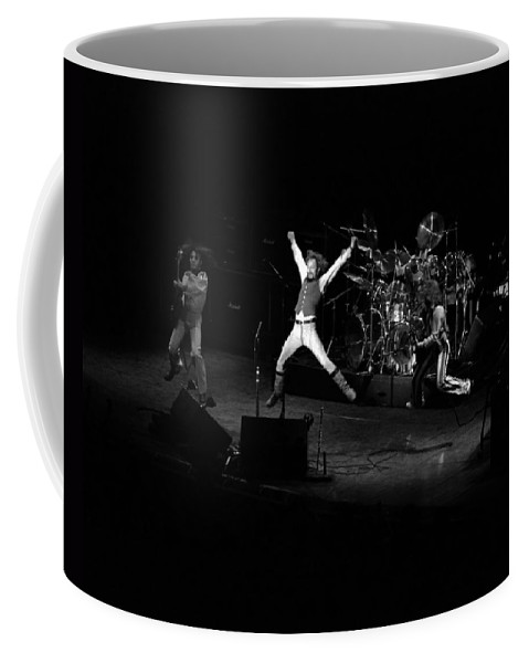 Jethro Tull Coffee Mug featuring the photograph Jt #70 by Ben Upham