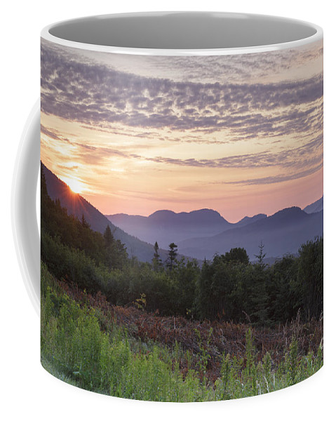 C.l. Graham Wangan Grounds Coffee Mug featuring the photograph Kancamagus Highway - White Mountains New Hampshire USA by Erin Paul Donovan