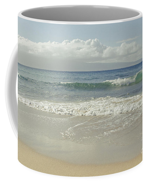 Coffee Mug featuring the photograph Kapalua - Aia I Laila Ke Aloha - Honokahua - Love Is There - Mau by Sharon Mau