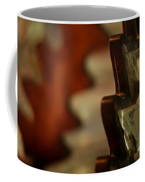 Key West Coffee Mug featuring the photograph Key West Lighthouse Lens by David Rucker