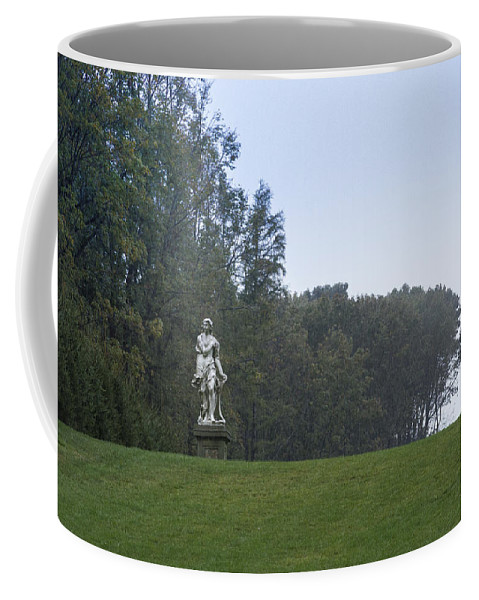 Statue Coffee Mug featuring the photograph Kindred Spirit by David Stone