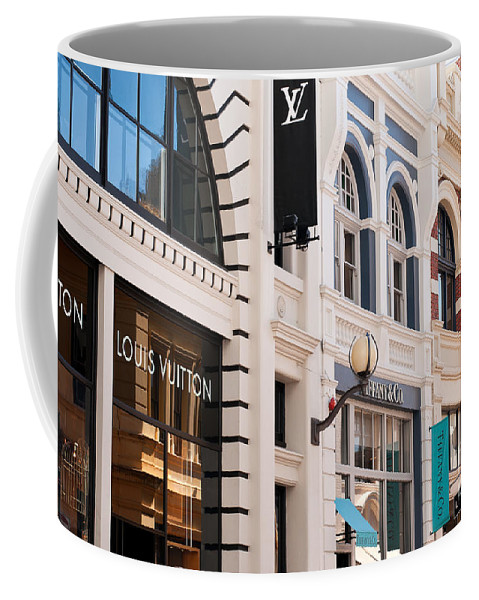 Australia Coffee Mug featuring the photograph King Street 01 by Rick Piper Photography