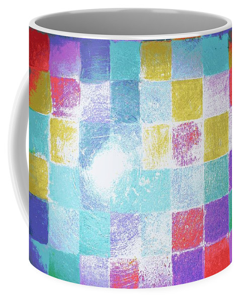 Coffee Mug featuring the photograph klee XI by Diane montana Jansson