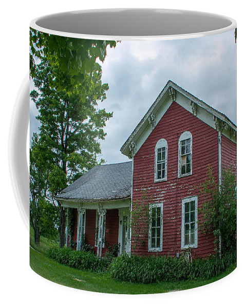 Guy Whiteley Photography Coffee Mug featuring the photograph Knox Farm 7k01064 by Guy Whiteley