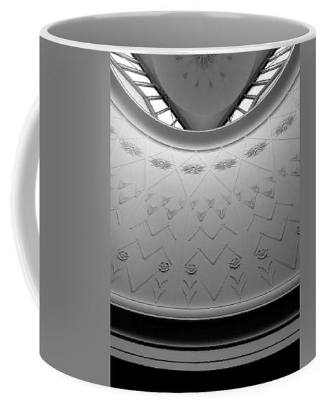 Carlsberg Glyptotek Coffee Mug featuring the photograph Kopenhavn De Carlsberg Glyptotek 20 by Jeff Brunton