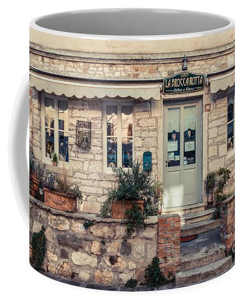 Friaul-julisch Venetien Coffee Mug featuring the photograph La Brocca Rotta by Hannes Cmarits