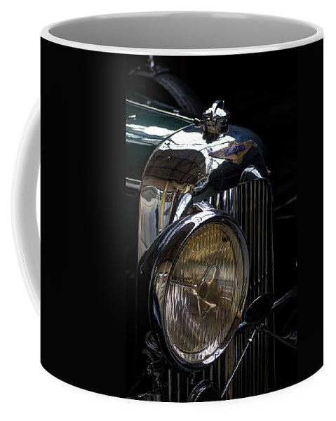 Antique Coffee Mug featuring the photograph Lagonda by Nathan Wright