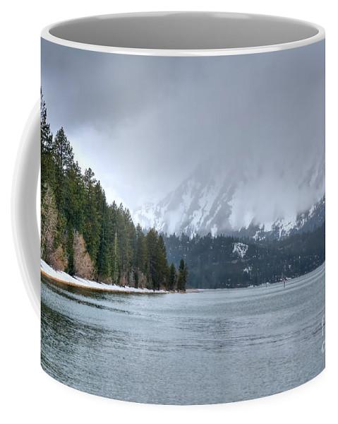 Lake Tahoe Coffee Mug featuring the photograph Lake Tahoe IIi by Diego Re