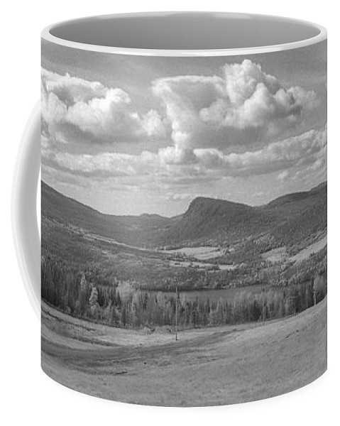 Lake Willoughby Coffee Mug featuring the photograph Lake Willoughby Vermont by Richard Rizzo