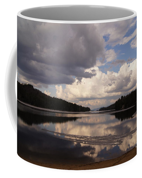 Lakes Coffee Mug featuring the photograph Lakeview by Jeffery L Bowers