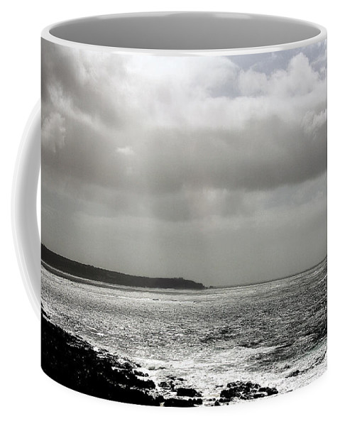 Lands End Coffee Mug featuring the photograph Lands End by Linsey Williams
