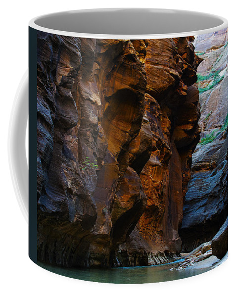 Clouds Coffee Mug featuring the photograph Landscape 1 by Ingrid Smith-Johnsen