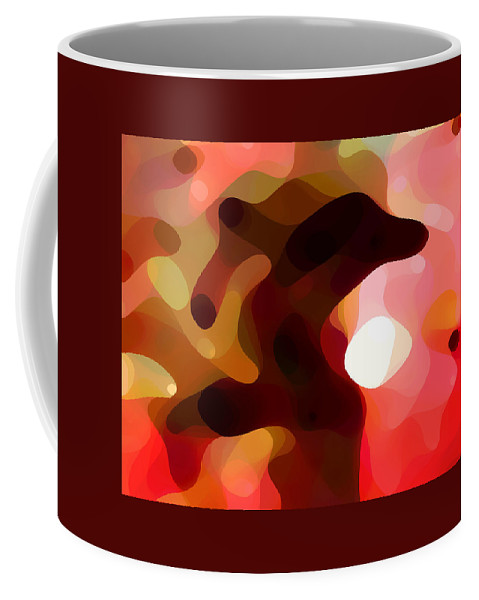 Bold Coffee Mug featuring the painting Las Tunas by Amy Vangsgard