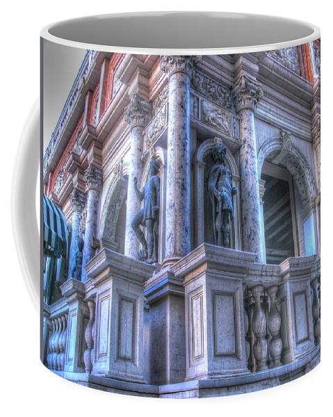 Las Vegas Coffee Mug featuring the photograph Las Vegas by Van Bunch
