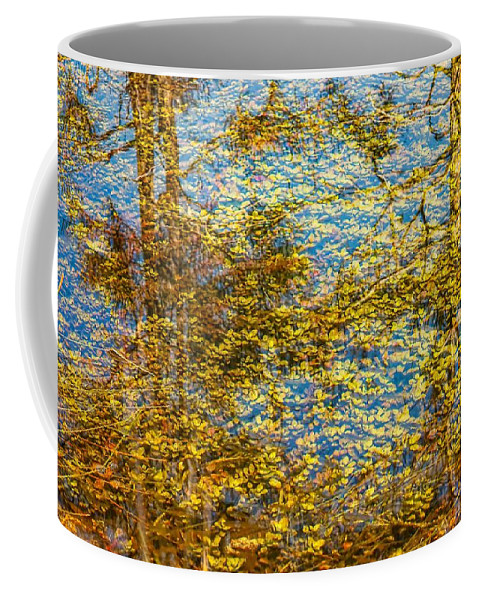 Leaves Coffee Mug featuring the photograph Leaves by Rudy Umans