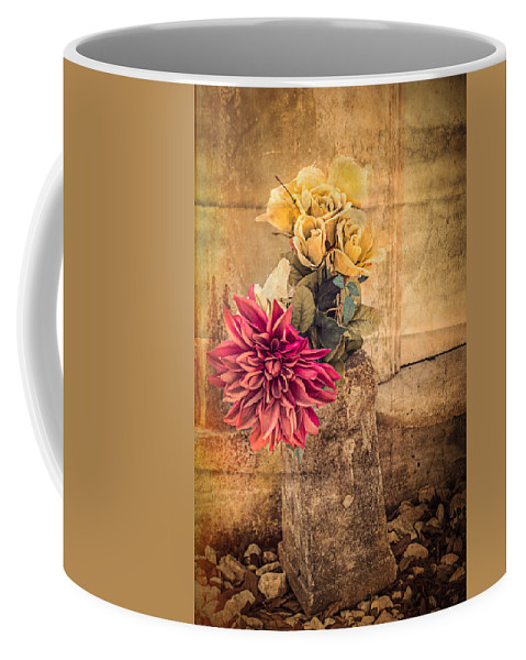 Nawlins Coffee Mug featuring the photograph Left For A Loved One by Melinda Ledsome