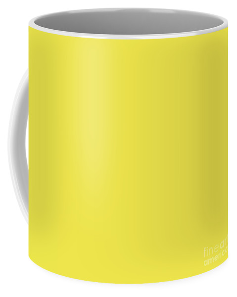 Andee Design Abstract Coffee Mug featuring the digital art Lemonade by Andee Design