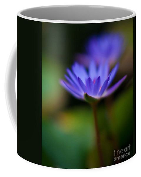 Lily Coffee Mug featuring the photograph Lily Glow by Mike Reid