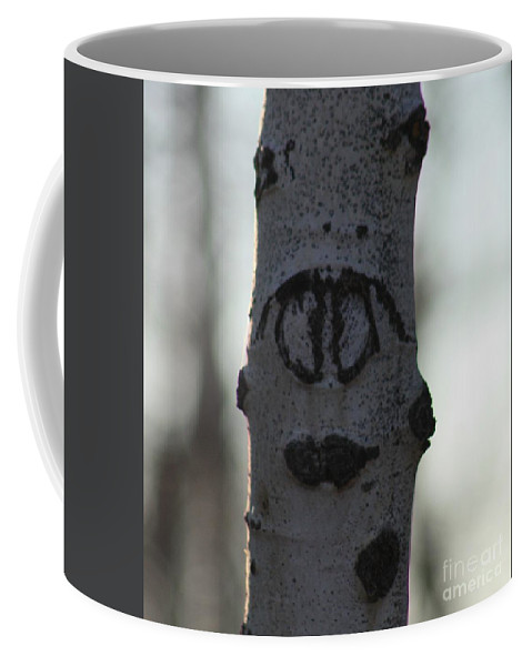 Smiley Faces Coffee Mug featuring the photograph Lips by Brandi Maher