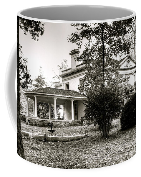 Landmark Coffee Mug featuring the photograph Liriodendron by Debbi Granruth