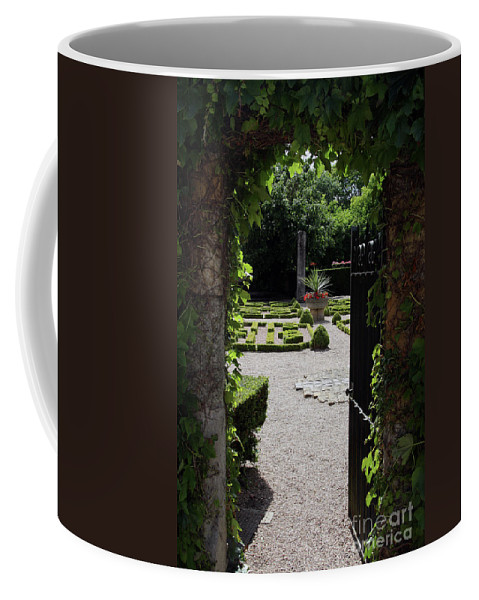 Garden Coffee Mug featuring the photograph Little Paradise by Christiane Schulze Art And Photography