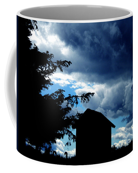 Colette Coffee Mug featuring the photograph Livoe Island Late Day Denmark by Colette V Hera Guggenheim
