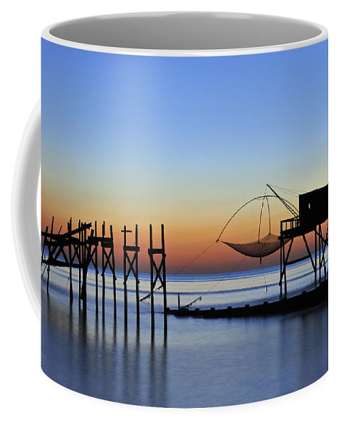 Carrelet Coffee Mug featuring the photograph Loire-atlantique by Arterra Picture Library