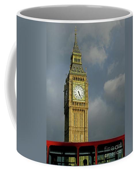 London Icons By Ann Horn Coffee Mug featuring the photograph London Icons by Ann Horn