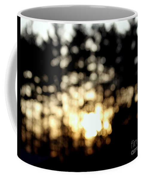 Sunset Coffee Mug featuring the photograph Long Day by Kenny Glotfelty