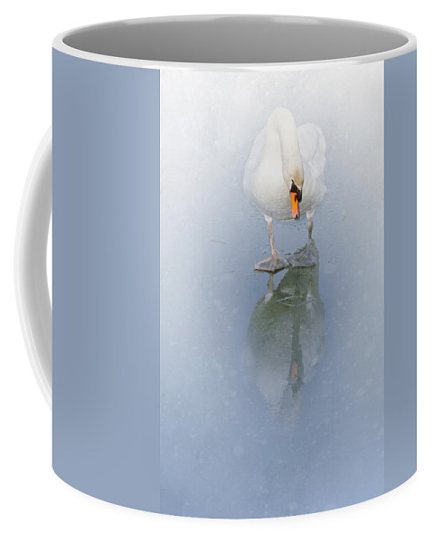 Nature Coffee Mug featuring the photograph Look Alike by Annie Snel